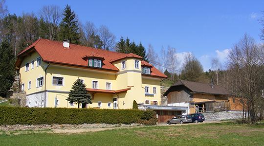 Reiterhof Lackner z'Stoabach